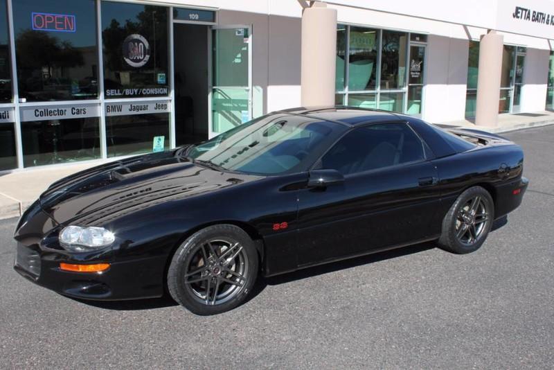 Used-1999-Chevrolet-Camaro-Z28-SS-SLP-T-Top-Car-34,267-Miles-Grand-Cherokee