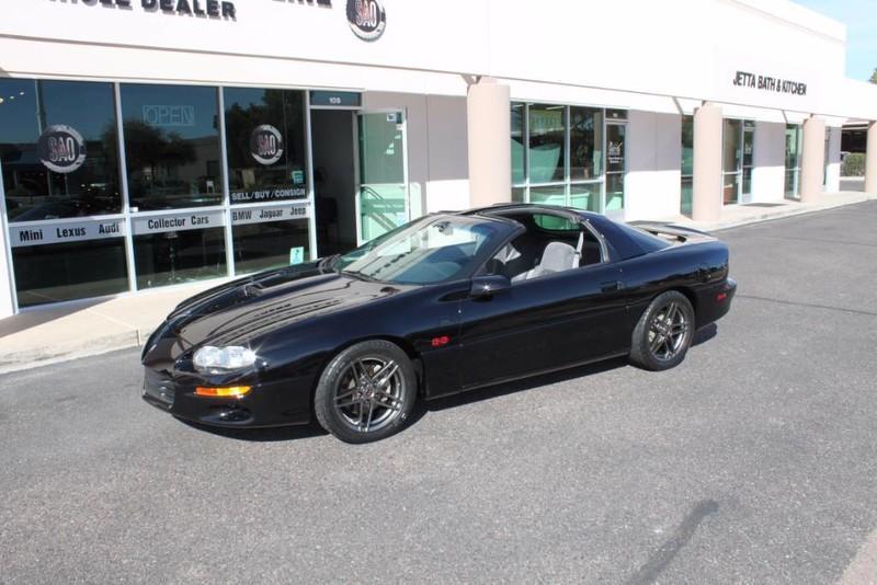Used-1999-Chevrolet-Camaro-Z28-SS-SLP-T-Top-Car-34,267-Miles-Chevrolet