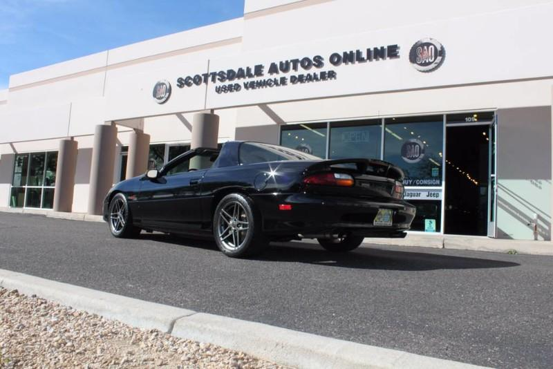 Used-1999-Chevrolet-Camaro-Z28-SS-SLP-T-Top-Car-34,267-Miles-Chevelle