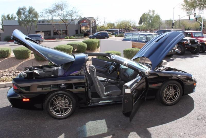 Used-1999-Chevrolet-Camaro-Z28-SS-SLP-T-Top-Car-34,267-Miles-Alfa-Romeo