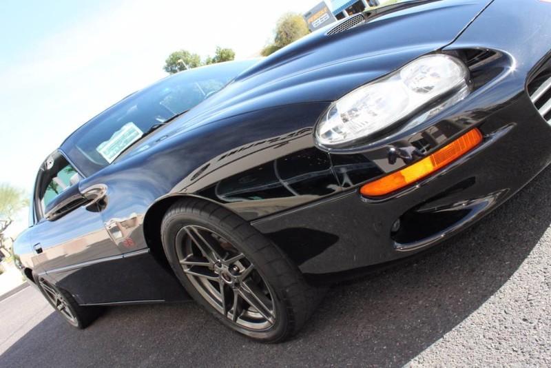 Used-1999-Chevrolet-Camaro-Z28-SS-SLP-T-Top-Car-34,267-Miles-Ferrari