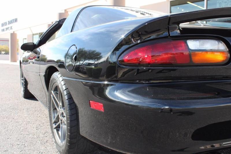 Used-1999-Chevrolet-Camaro-Z28-SS-SLP-T-Top-Car-34,267-Miles-Porsche