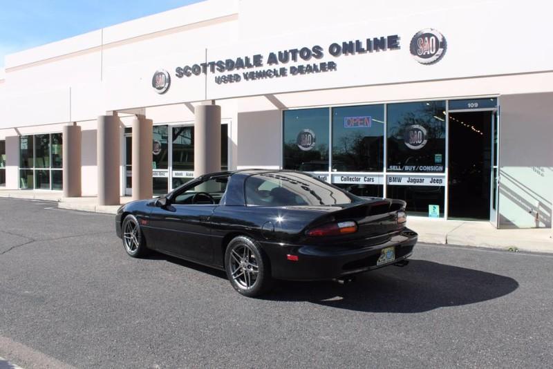 Used-1999-Chevrolet-Camaro-Z28-SS-SLP-T-Top-Car-34,267-Miles-Mopar