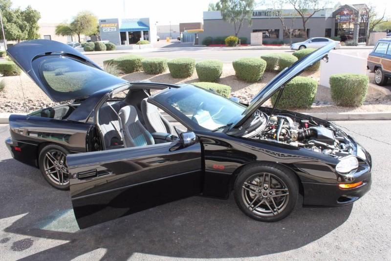 Used-1999-Chevrolet-Camaro-Z28-SS-SLP-T-Top-Car-34,267-Miles-BMW