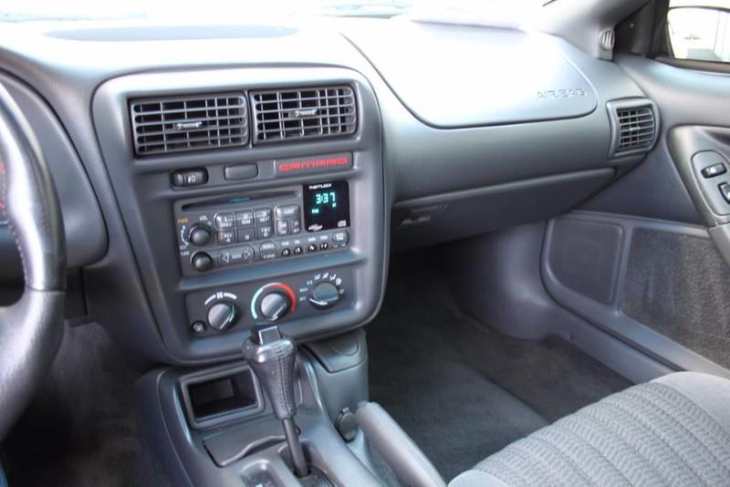 Used-1999-Chevrolet-Camaro-Z28-SS-SLP-T-Top-Car-34,267-Miles-Camaro