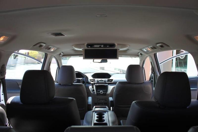 Used-2015-Honda-Odyssey-Touring-Elite-1-Owner-Ferrari-Dealership-Lake-Forest
