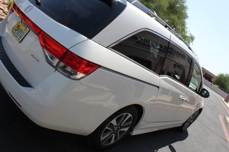 Used-2015-Honda-Odyssey-Touring-Elite-Audi