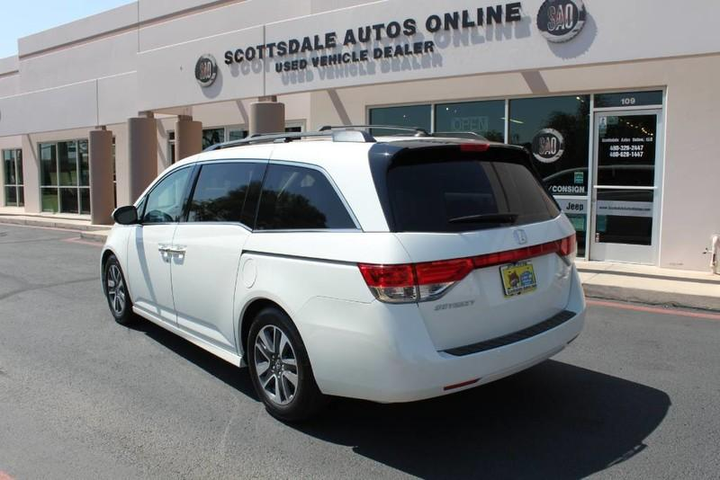 Used-2015-Honda-Odyssey-Touring-Elite-Lexus