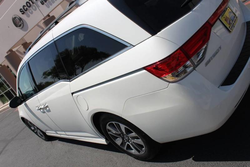 Used-2015-Honda-Odyssey-Touring-Elite-Ferrari