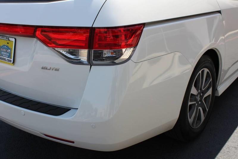Used-2015-Honda-Odyssey-Touring-Elite-1-Owner-New-Ferrari-Lake-County
