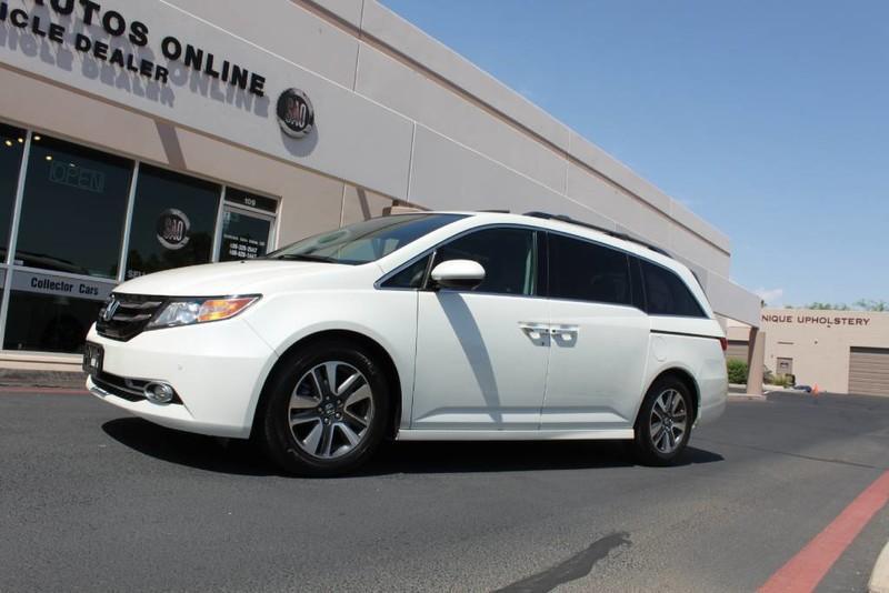 Used-2015-Honda-Odyssey-Touring-Elite-1-Owner-New-Nissan-Dealership-Lake-County