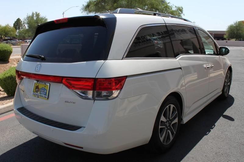 Used-2015-Honda-Odyssey-Touring-Elite-Collector