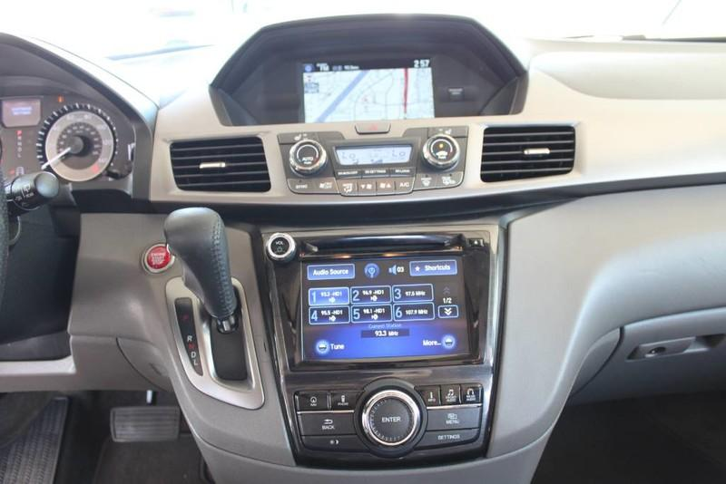 Used-2015-Honda-Odyssey-Touring-Elite-1-Owner-New-cars-for-sale-Gurnee