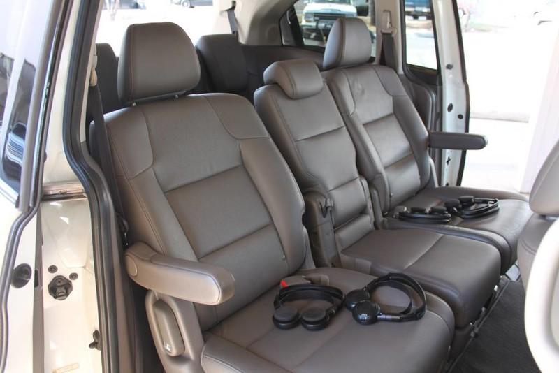 Used-2015-Honda-Odyssey-Touring-Elite-1-Owner-Audi-Service-Libertyville-IL