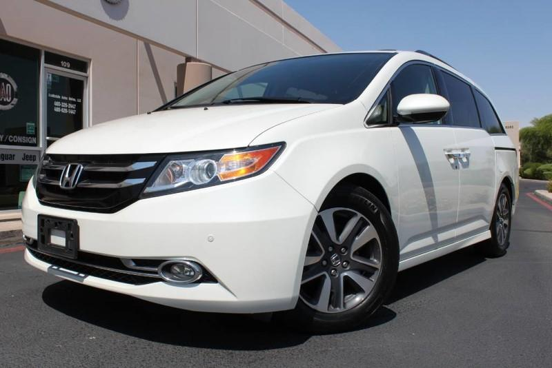 Used 2015 Honda Odyssey <span>Touring Elite 1-Owner</span>   Scottsdale, AZ