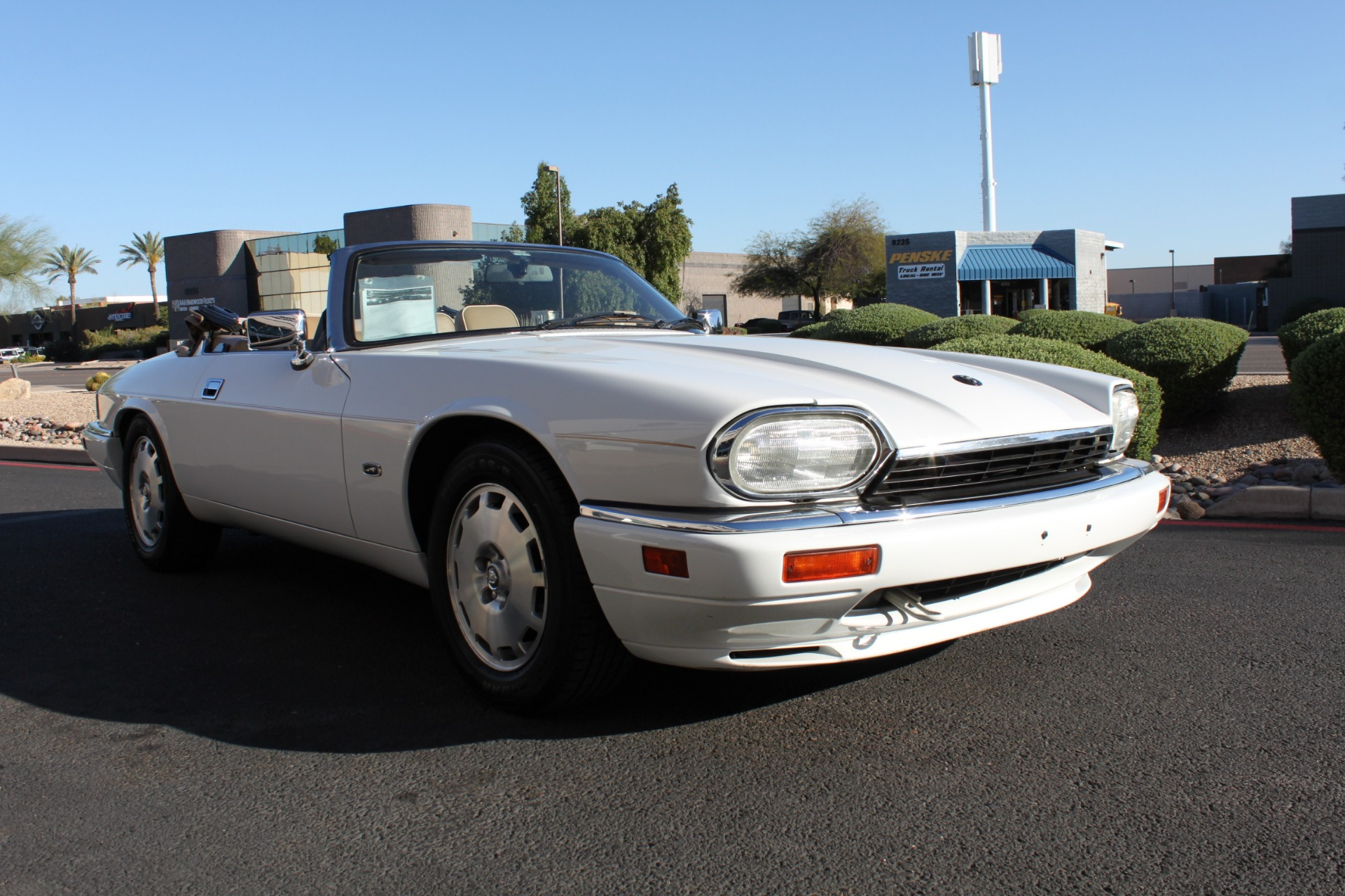 Used-1996-Jaguar-XJS-Convertible-Mercedes-Benz