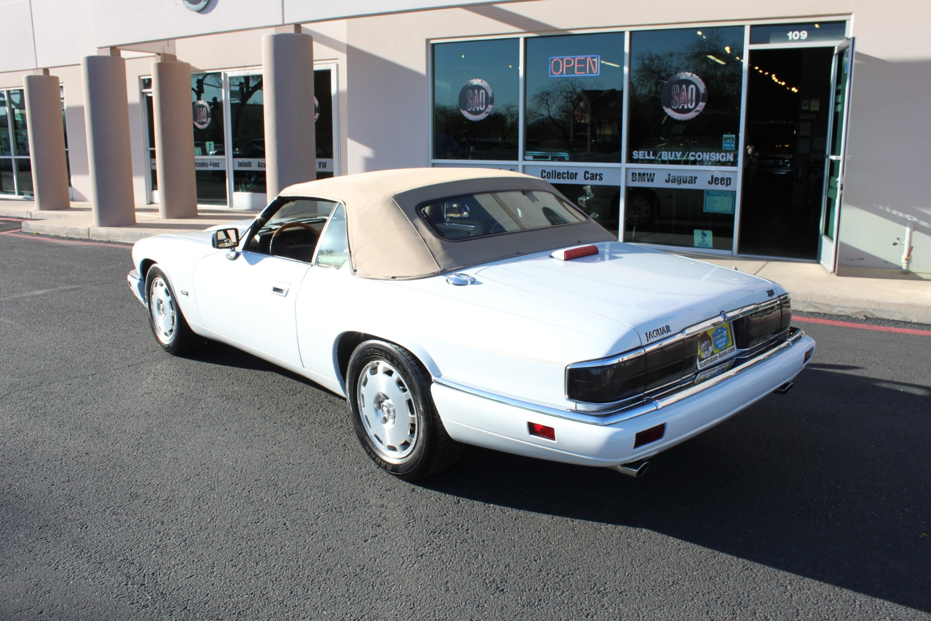 Used-1996-Jaguar-XJS-Convertible-Jaguar