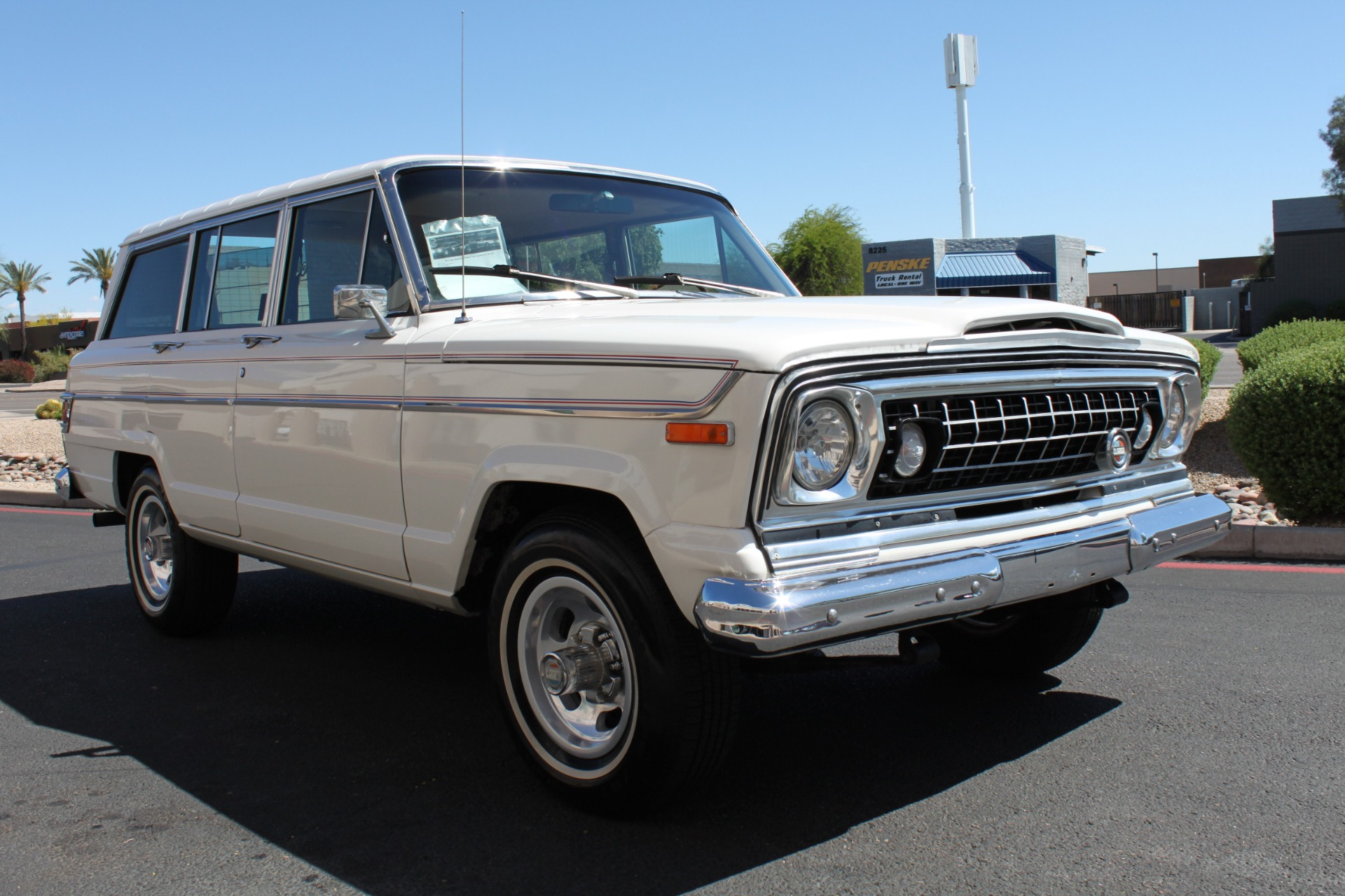 Used-1977-Jeep-Wagoneer-Custom-Fuel-Injected-66-Liter-401-Mercedes-Benz