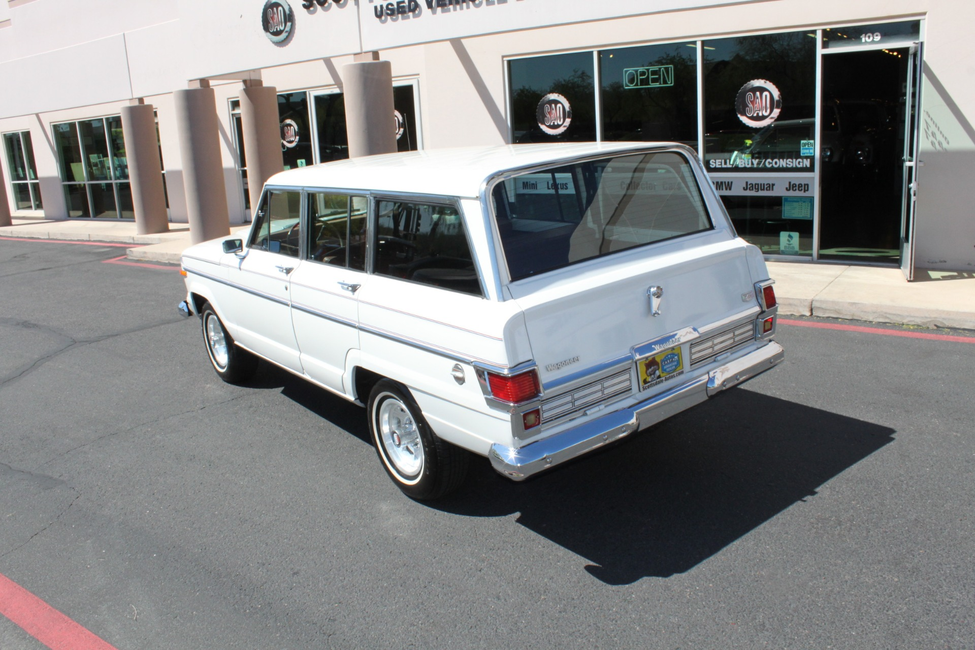 Used-1977-Jeep-Wagoneer-Custom-Fuel-Injected-66-Liter-401-Mini