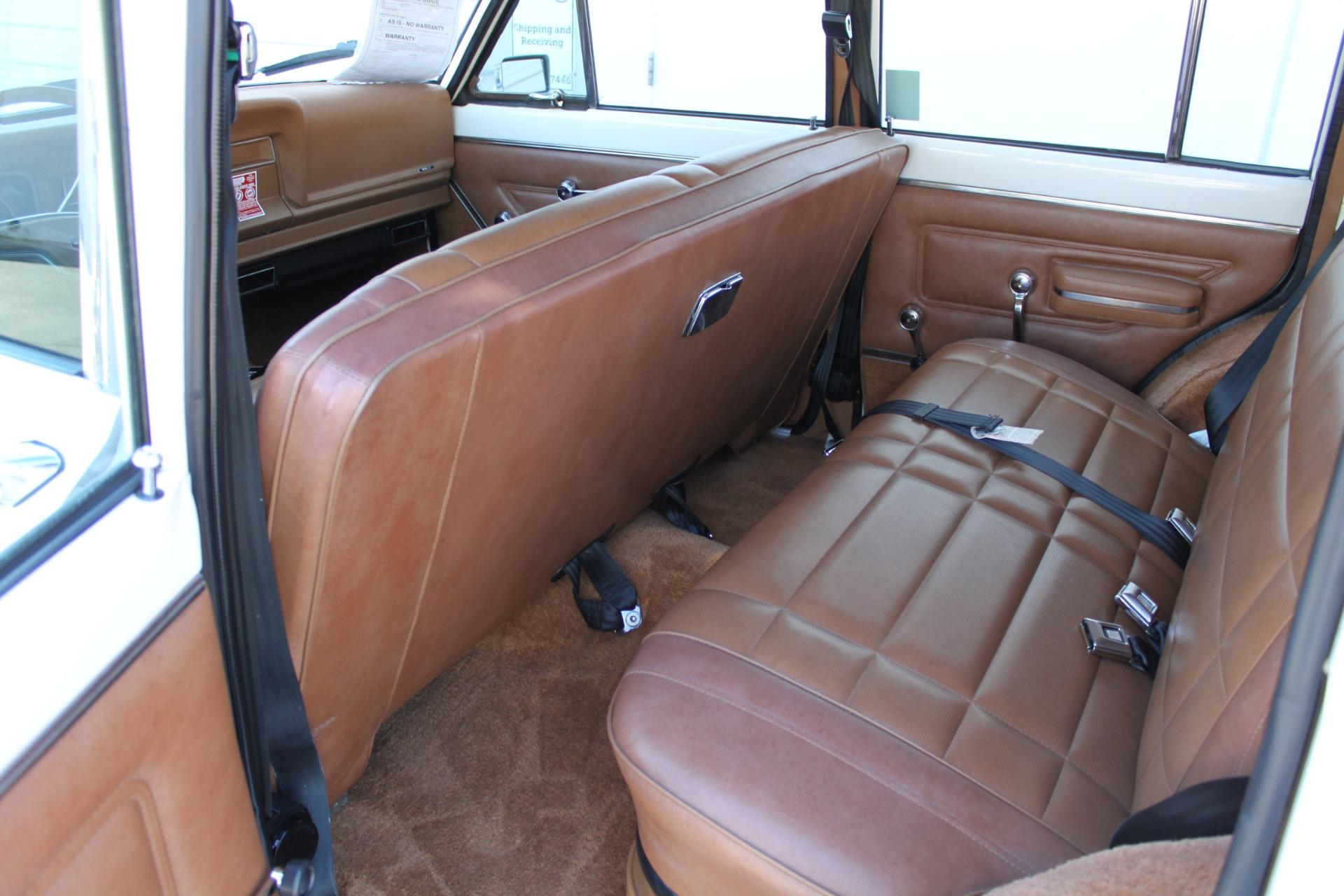 Used-1977-Jeep-Wagoneer-Custom-Fuel-Injected-66-Liter-401-Cherokee