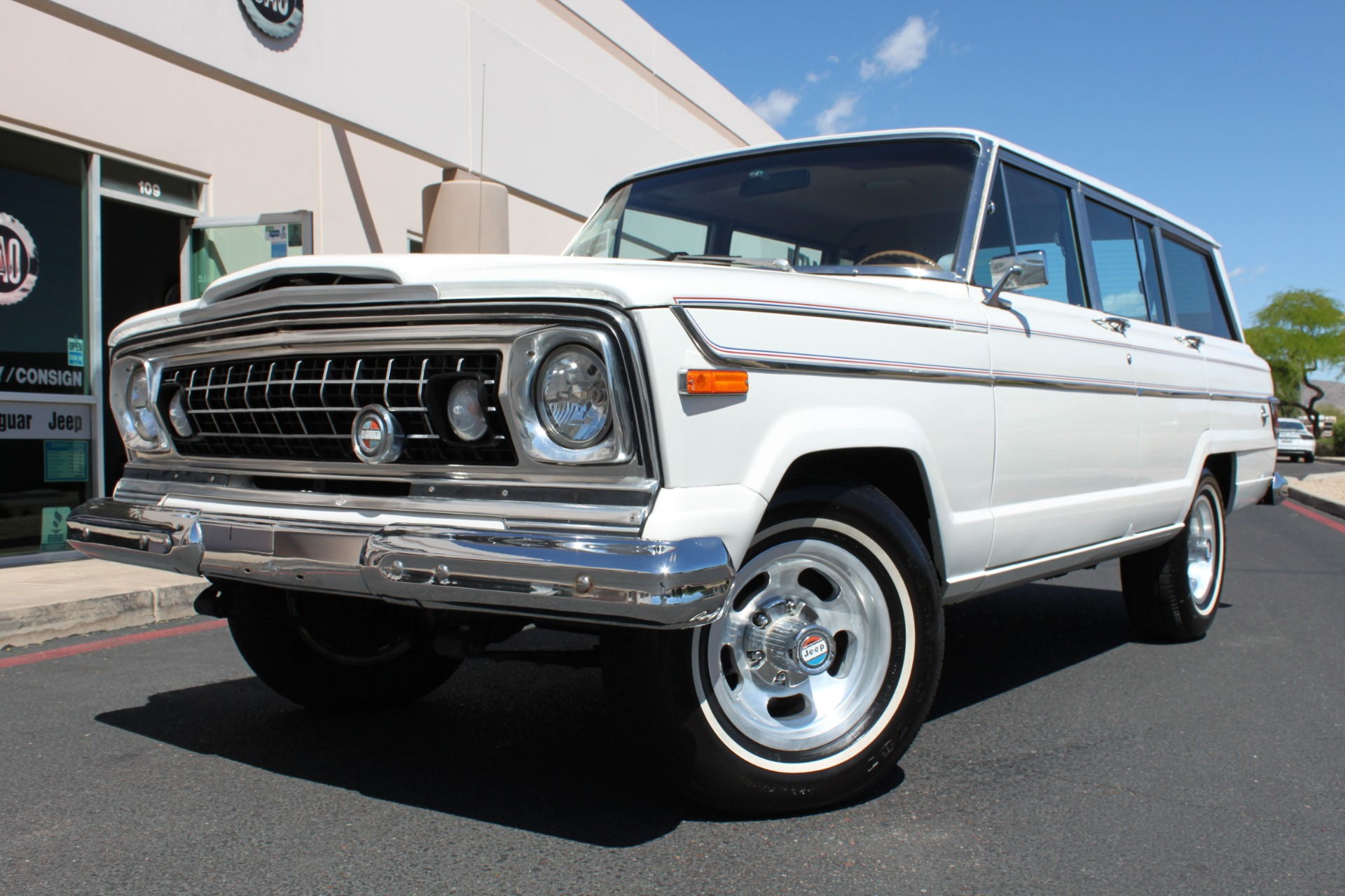 Used 1977 Jeep Wagoneer Custom <span>Fuel Injected 6.6 Liter 401</span> | Scottsdale, AZ