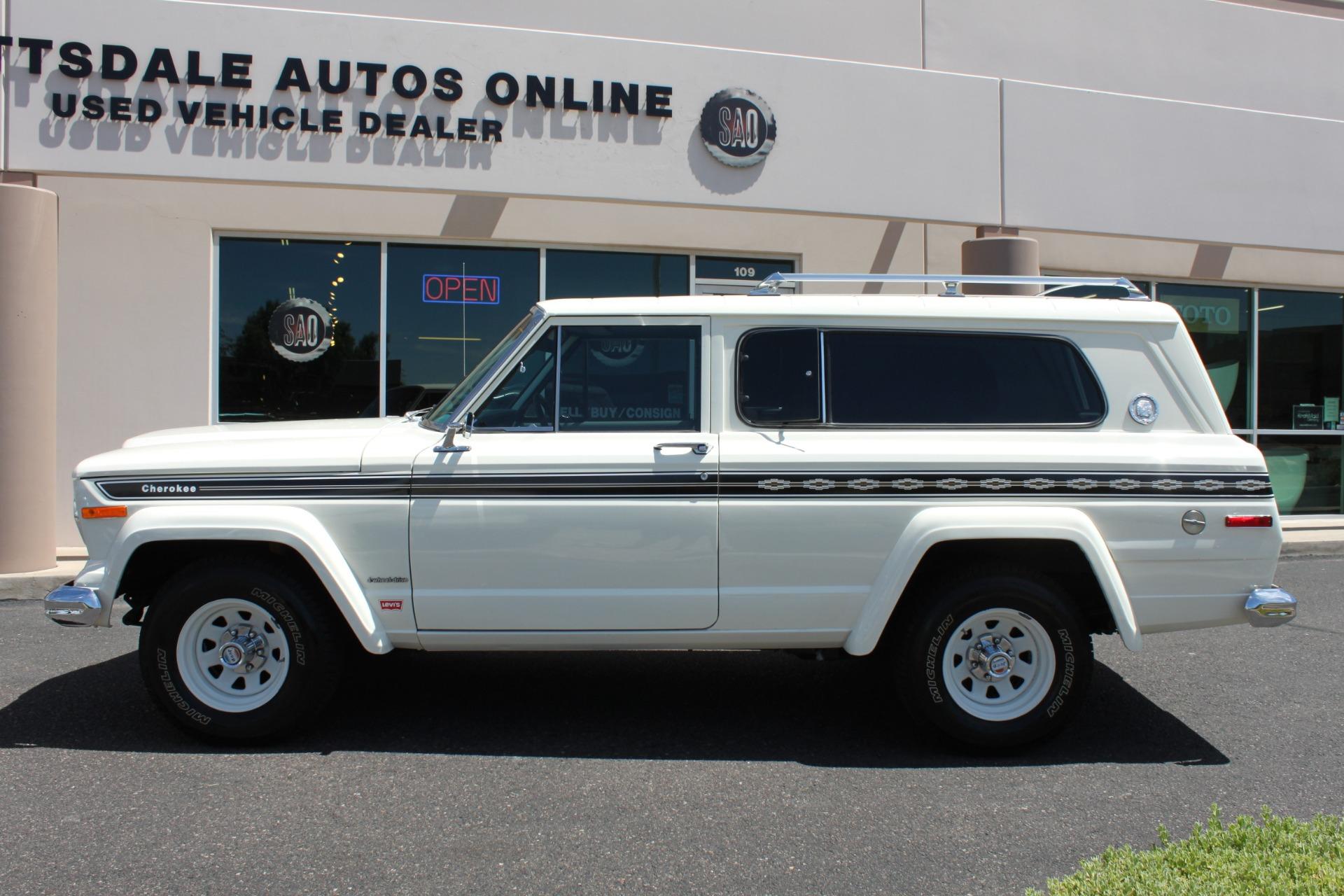 Used-1977-Jeep-Cherokee-S-Widetrack-4X4-401-V8-Wagoneer