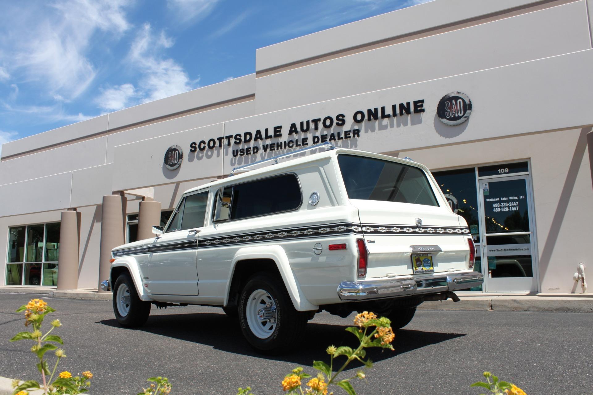 Used-1977-Jeep-Cherokee-S-Widetrack-4X4-401-V8-Ferrari