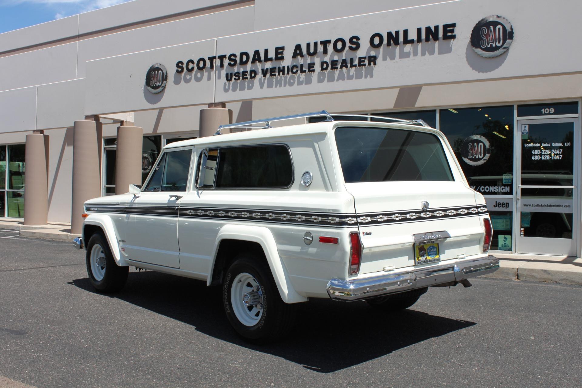 Used-1977-Jeep-Cherokee-S-Widetrack-4X4-401-V8-Lamborghini