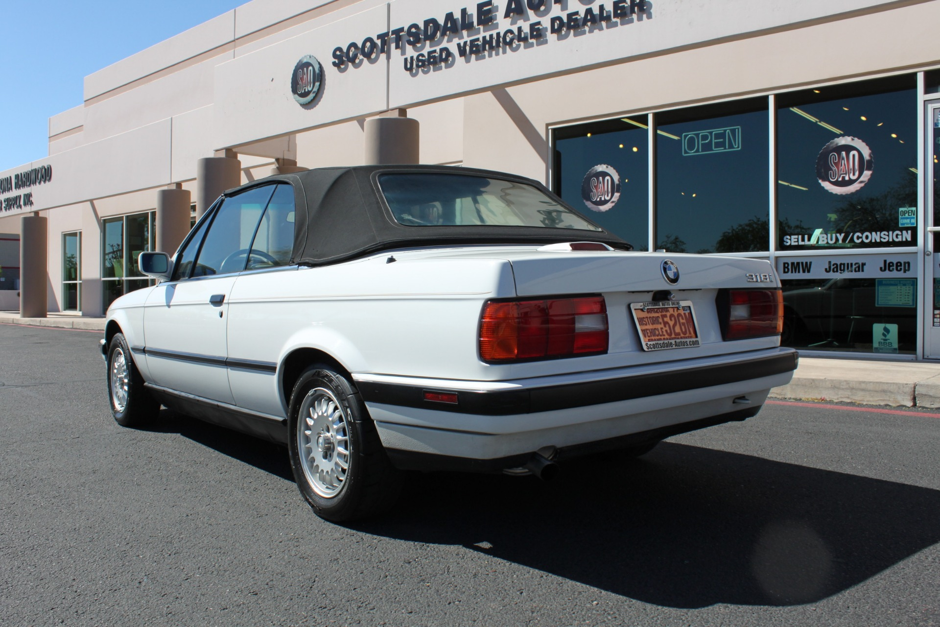 Used-1992-BMW-3-Series-318iC-Convertible-Grand-Wagoneer