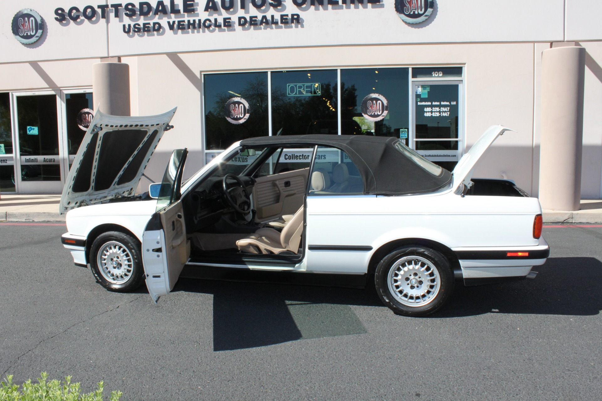 Used-1992-BMW-3-Series-318iC-Convertible-Jaguar