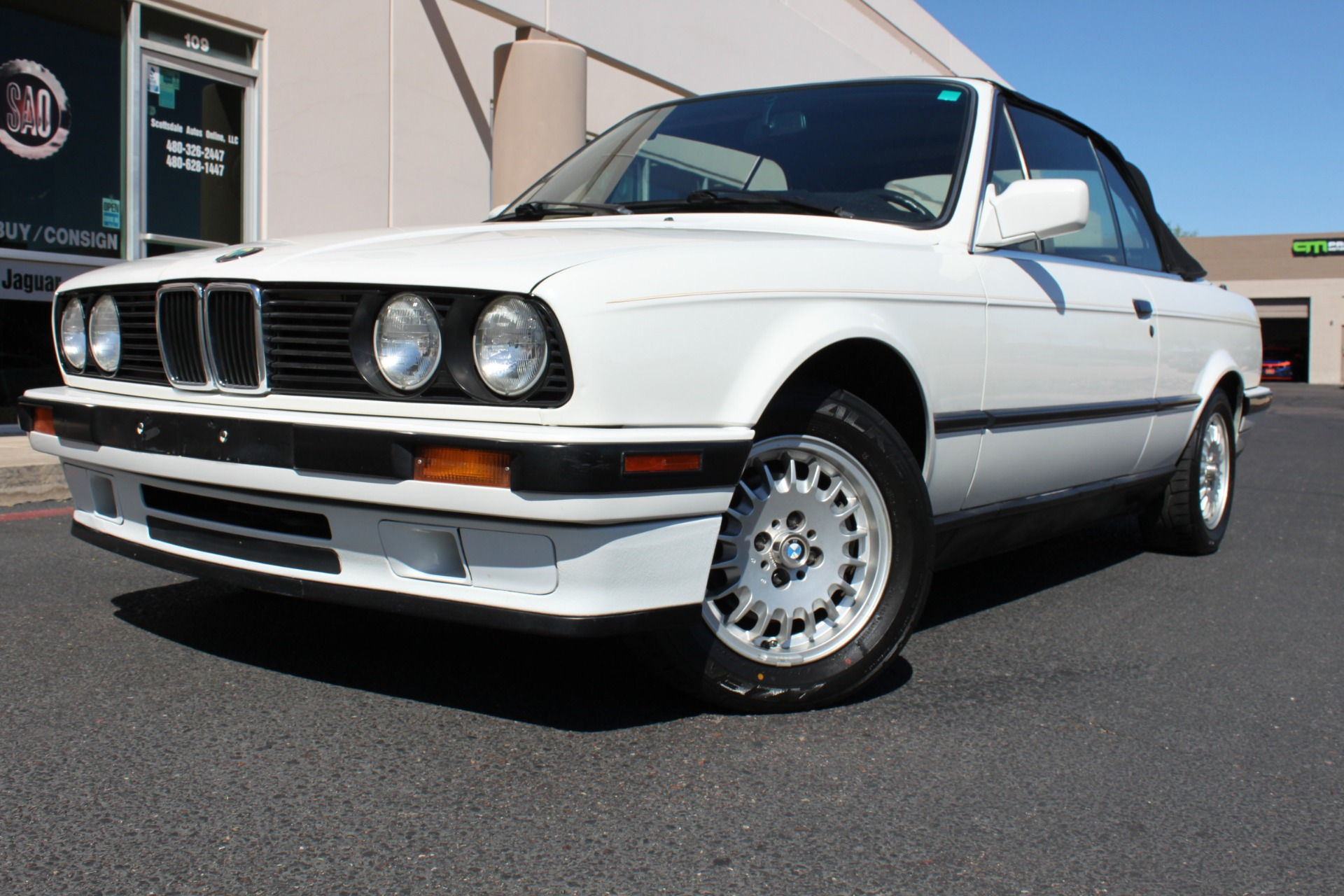 Used 1992 BMW 3 Series <span>318iC Convertible</span> | Scottsdale, AZ