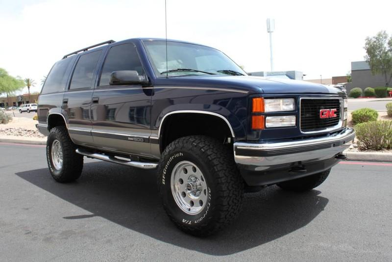 Used-1999-GMC-Yukon-SLE-4X4-Mercedes-Benz