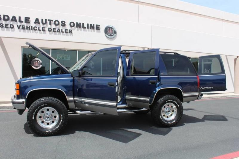 Used-1999-GMC-Yukon-SLE-4X4-Alfa-Romeo