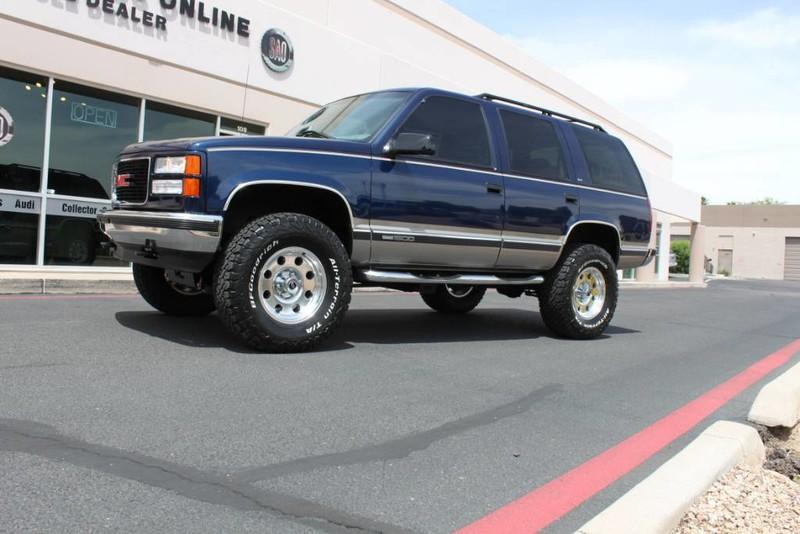 Used-1999-GMC-Yukon-SLE-4X4-Land-Cruiser