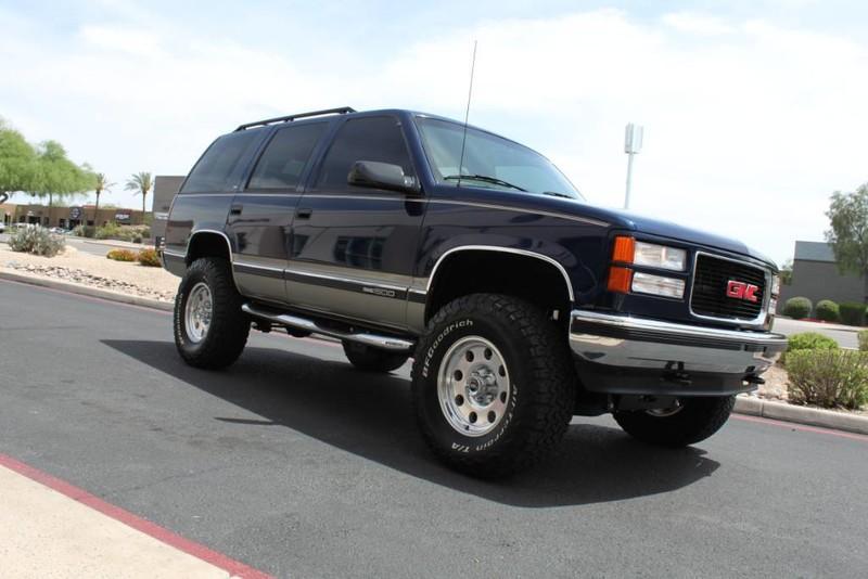 Used-1999-GMC-Yukon-SLE-4X4-Honda
