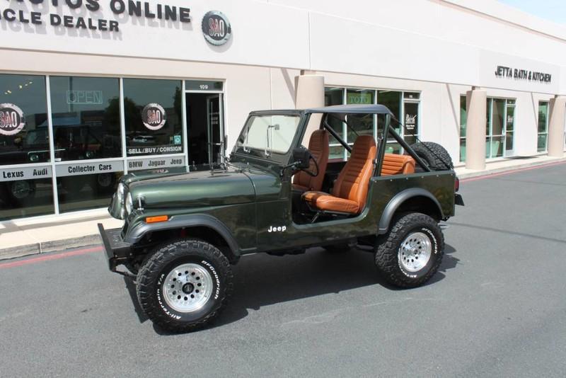 Used-1983-Jeep-CJ-4WD-CJ7-Acura