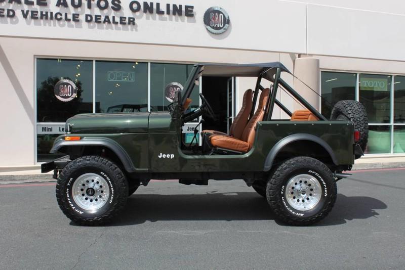 Used-1983-Jeep-CJ-4WD-CJ7-Wagoneer
