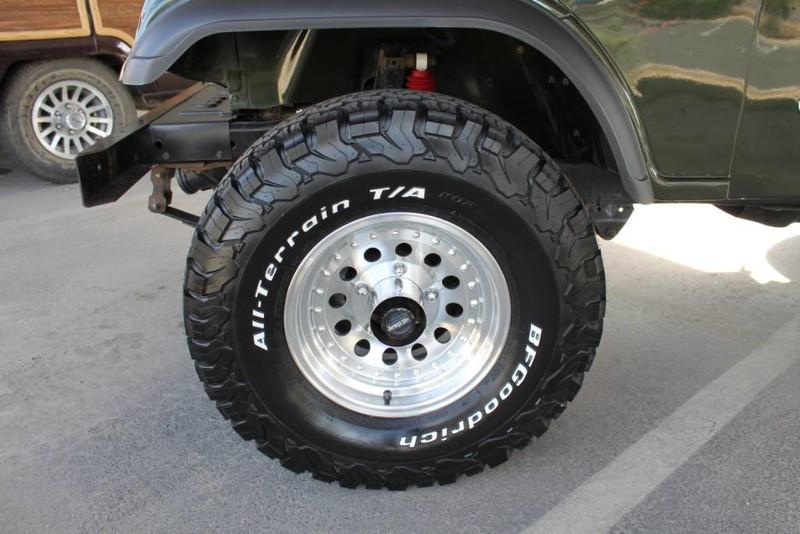 Used-1983-Jeep-CJ-4WD-CJ7-Ford