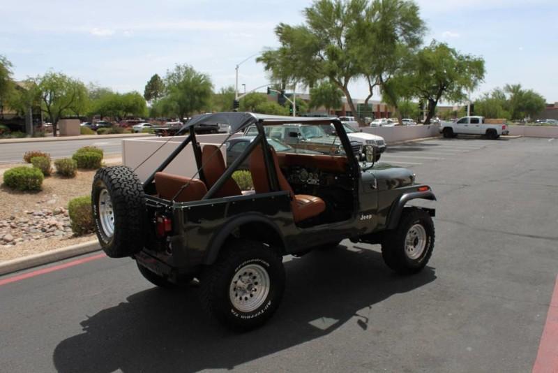 Used-1983-Jeep-CJ-4WD-CJ7-Porsche