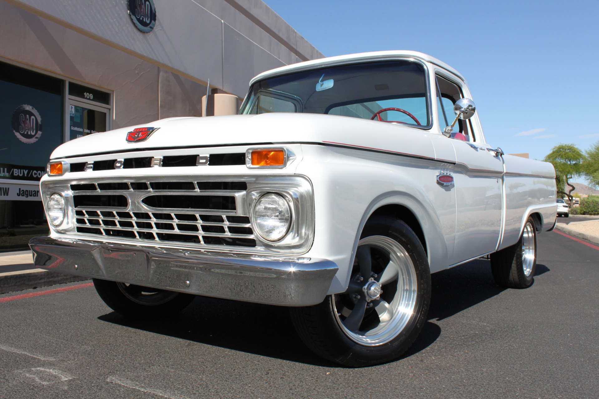 Used 1966 Ford F-100 <span>Custom Cab</span> | Scottsdale, AZ