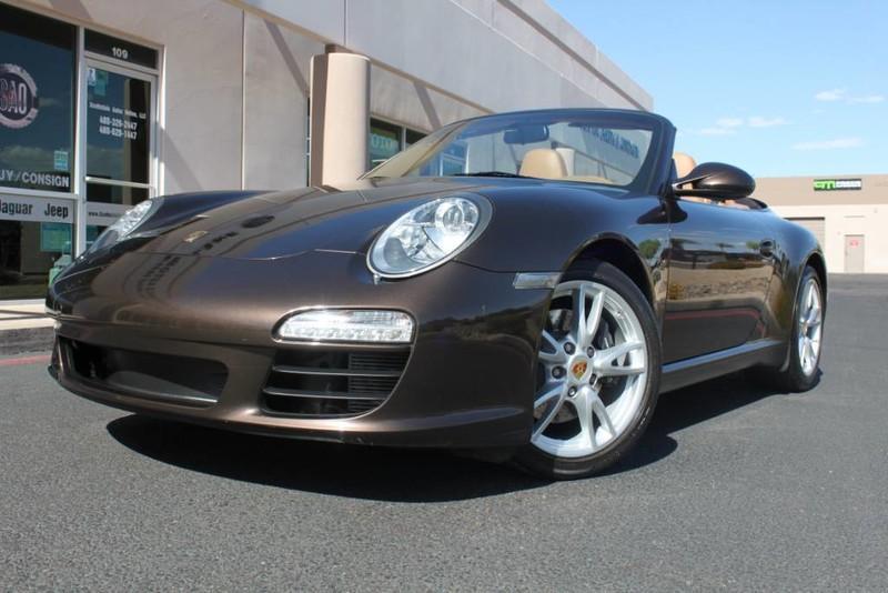 Used 2010 Porsche 911 <span>Carrera</span> | Scottsdale, AZ