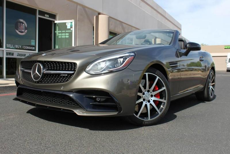 Used 2017 Mercedes-Benz SLC <span>AMG SLC 43</span> | Scottsdale, AZ