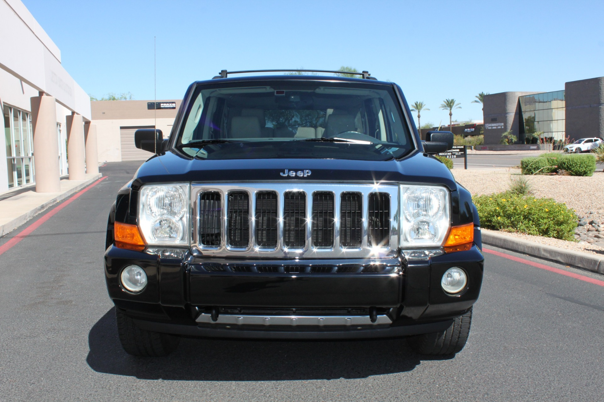 Used-2007-Jeep-Commander-Limited-Wrangler
