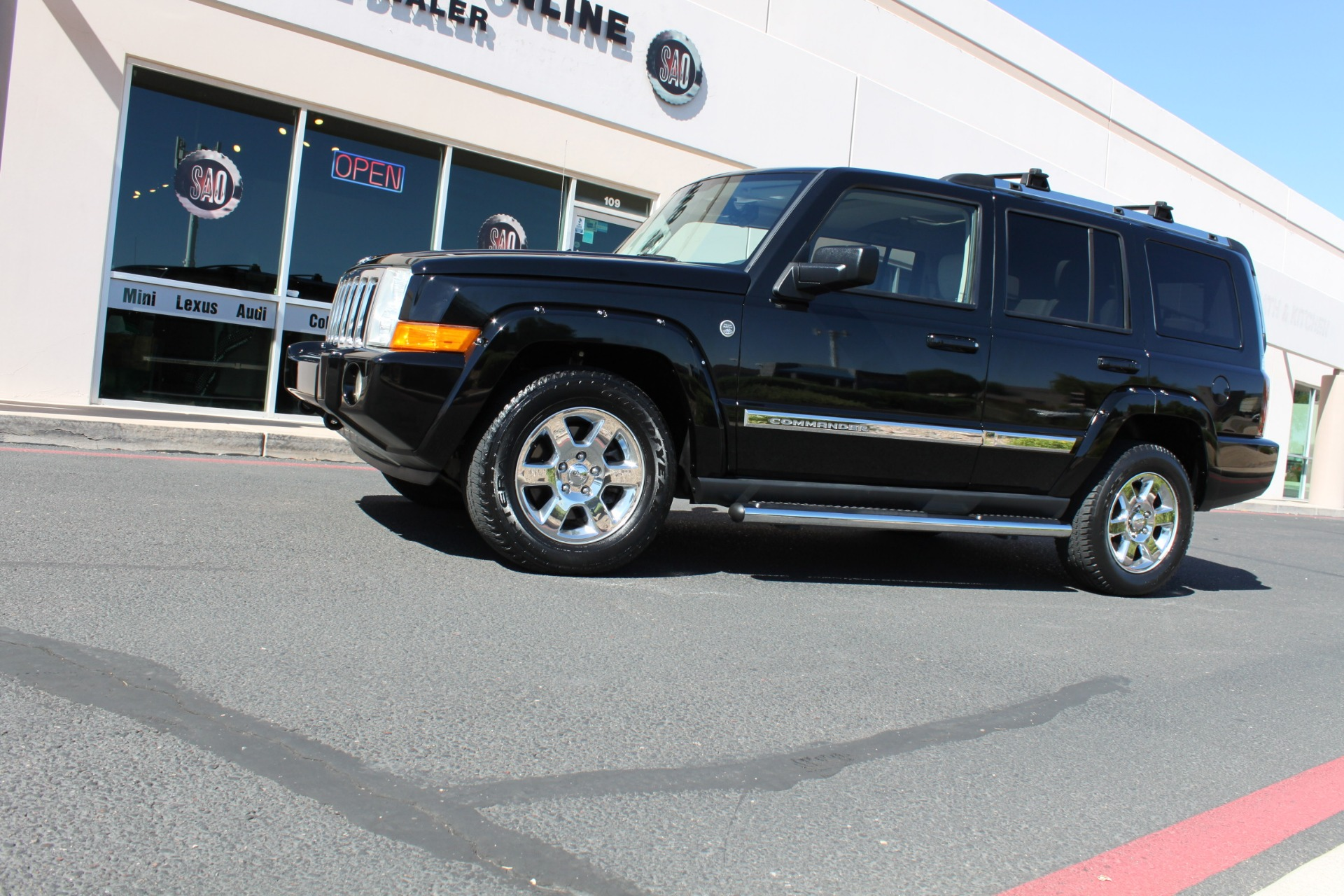 Used-2007-Jeep-Commander-Limited-Chevelle