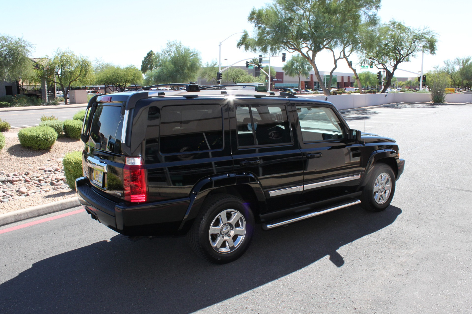 Used-2007-Jeep-Commander-Limited-Toyota