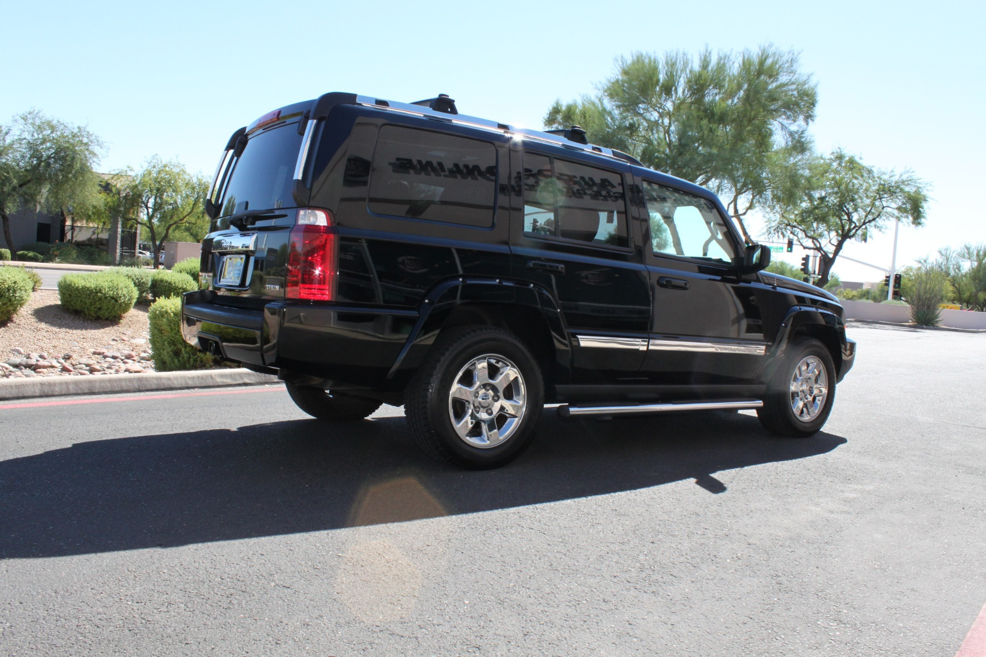 Used-2007-Jeep-Commander-Limited-Land-Cruiser