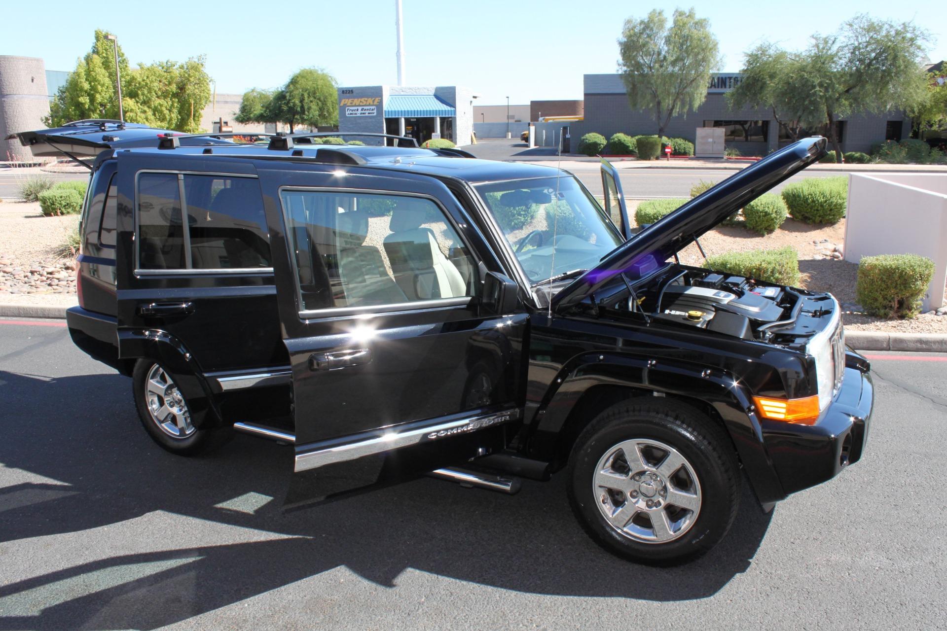 Used-2007-Jeep-Commander-Limited-Honda