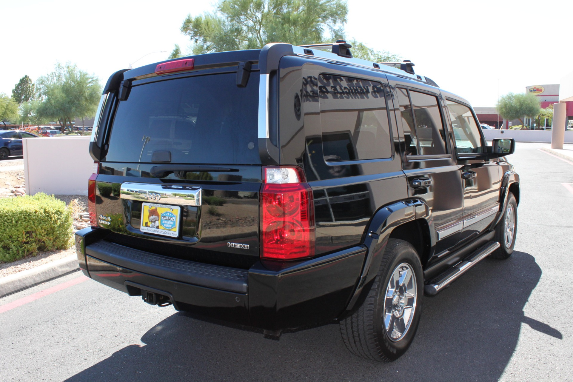 Used-2007-Jeep-Commander-Limited-Classic