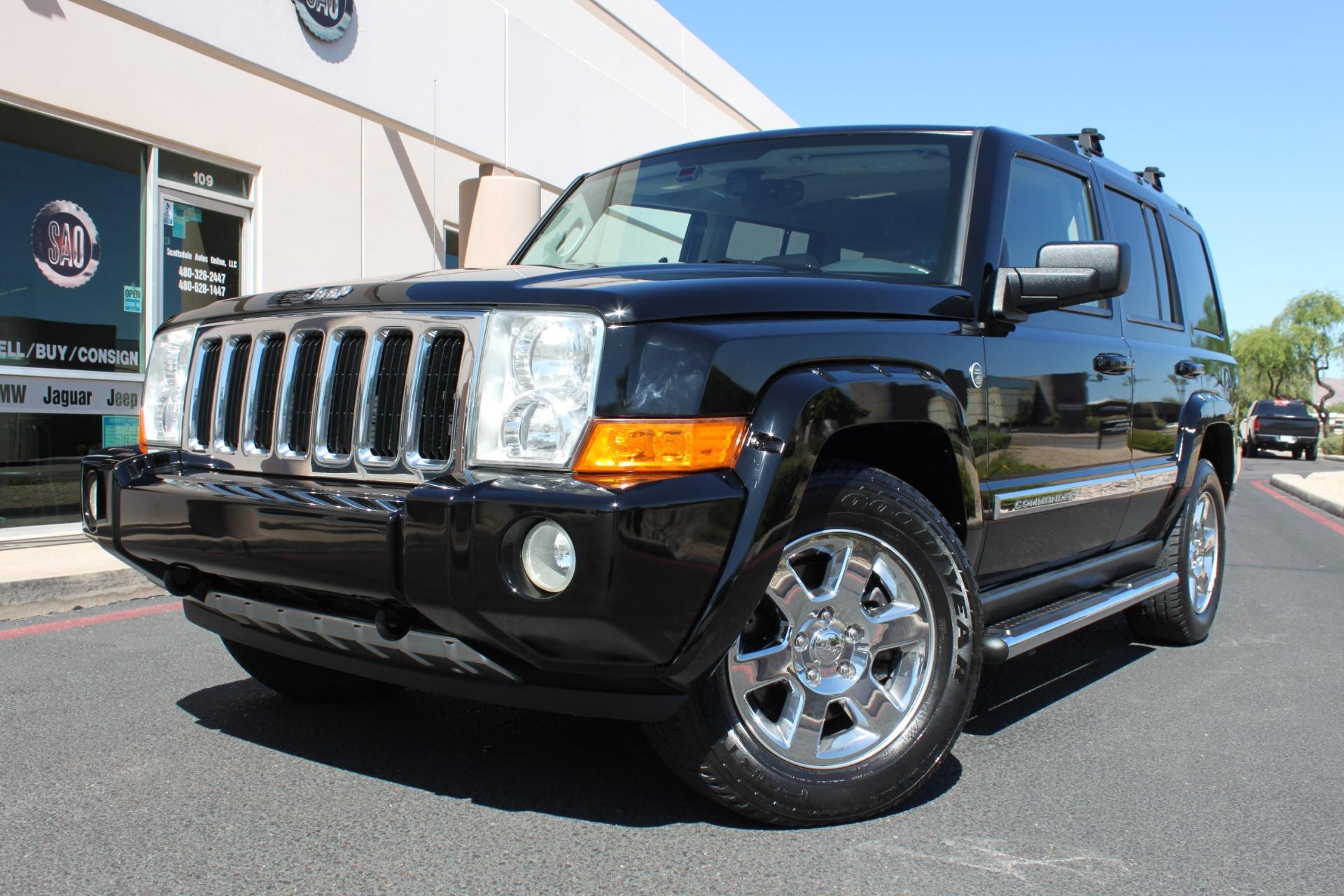 Used 2007 Jeep Commander <span>Limited</span> | Scottsdale, AZ