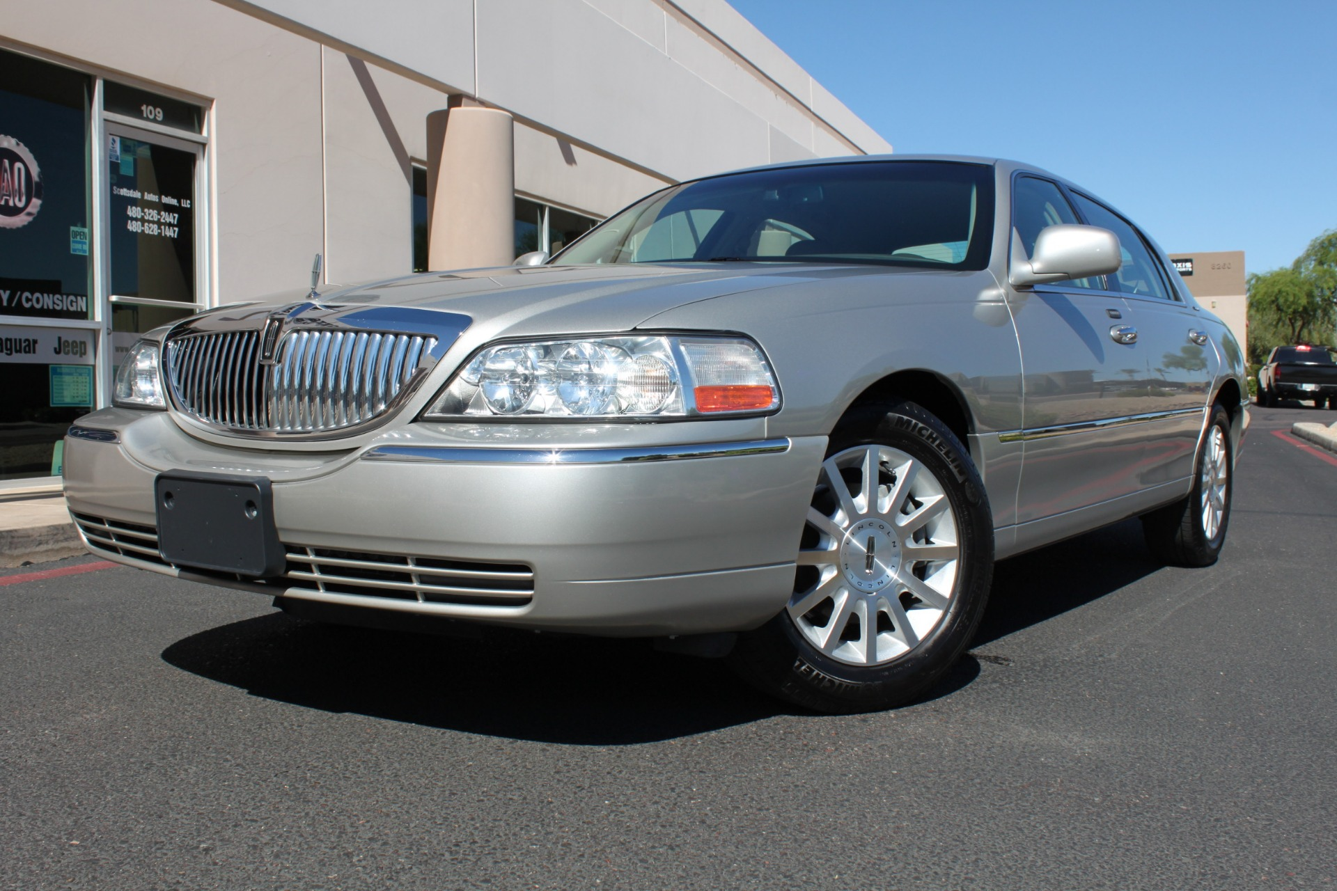 2006 Lincoln Town Car Signature Stock # P1249 for sale near